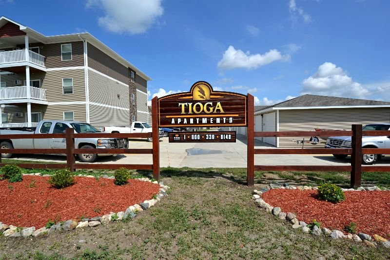 Main picture of Apartment for rent in Tioga, ND